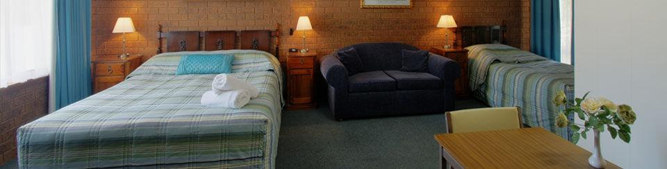Greenacres Motel Accommodation Corowa